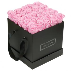 Infinity Collection Bridal Pink Large black - square