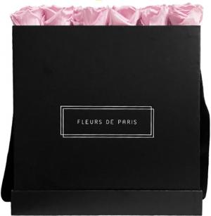 Infinity Collection Bridal Pink Luxe black - square