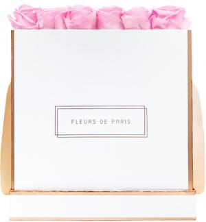 The Rosé Gold Collection Bridal Pink Petit Luxe white - square