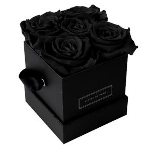 Infinity Collection Black Beauty Small black - square