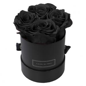Infinity Collection Black Beauty Small black - round